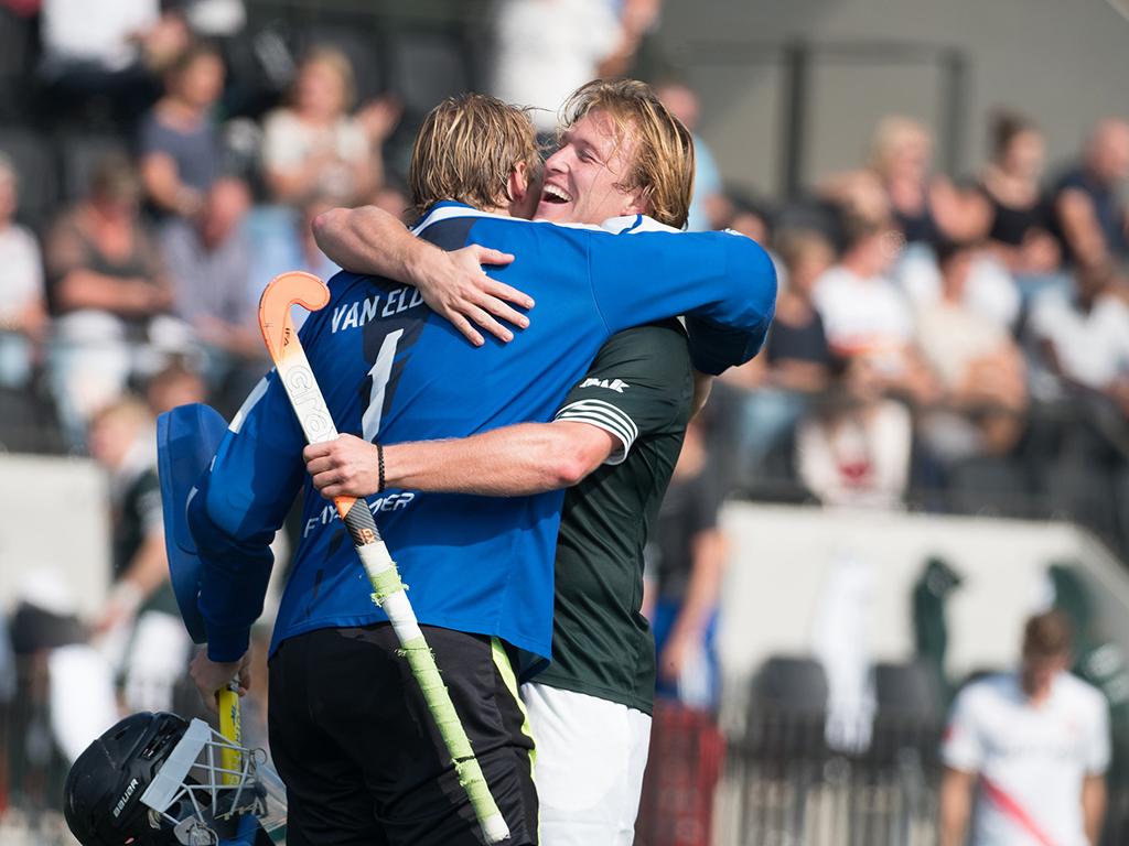 Round-up HK (H): Nipte zeges Amsterdam, Rotterdam en Bloemendaal