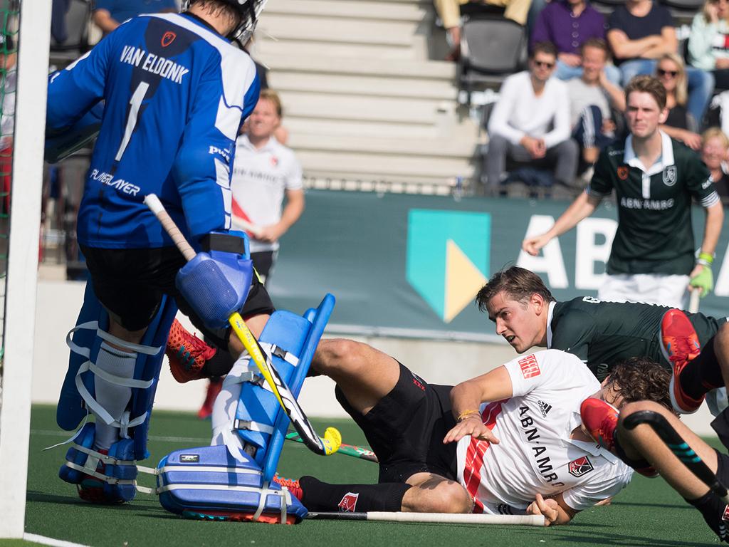 Berend van Eldonk: 'Deze 3-3 voelt als een nederlaag'