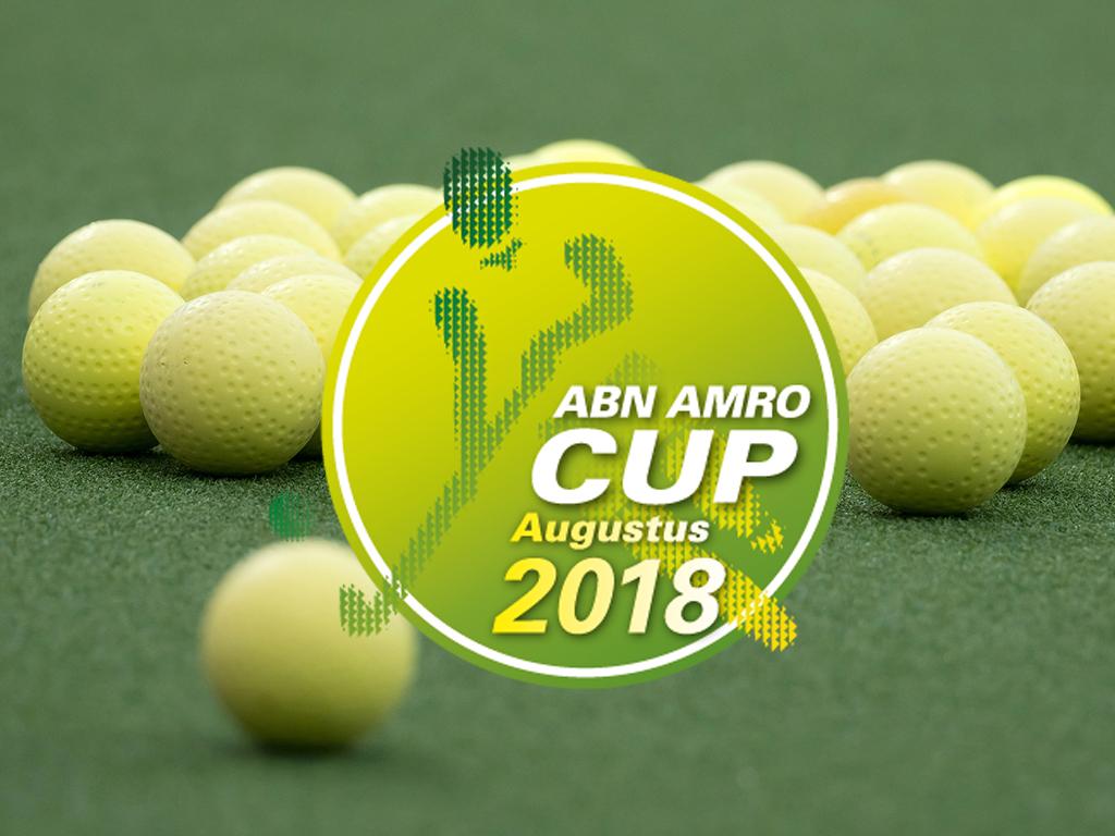 ABN AMRO Cup: Amsterdam-Den Bosch en Kampong-Rotterdam