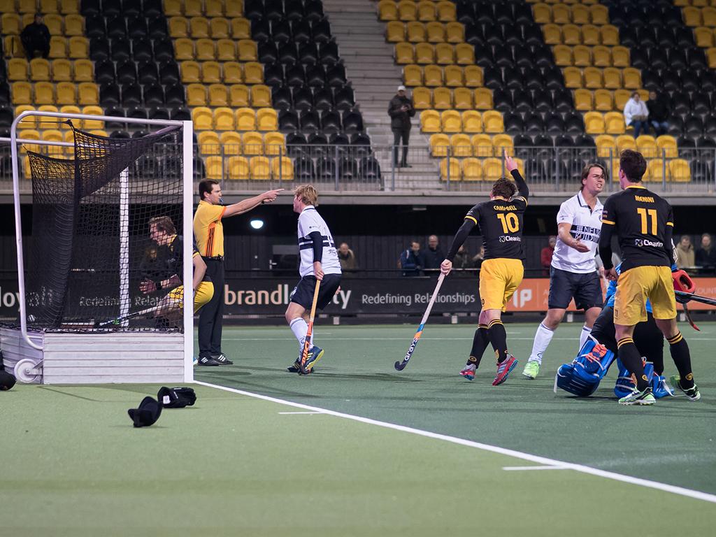 Gold Cup (H): Drie Amsterdamse clubs en Den Bosch door