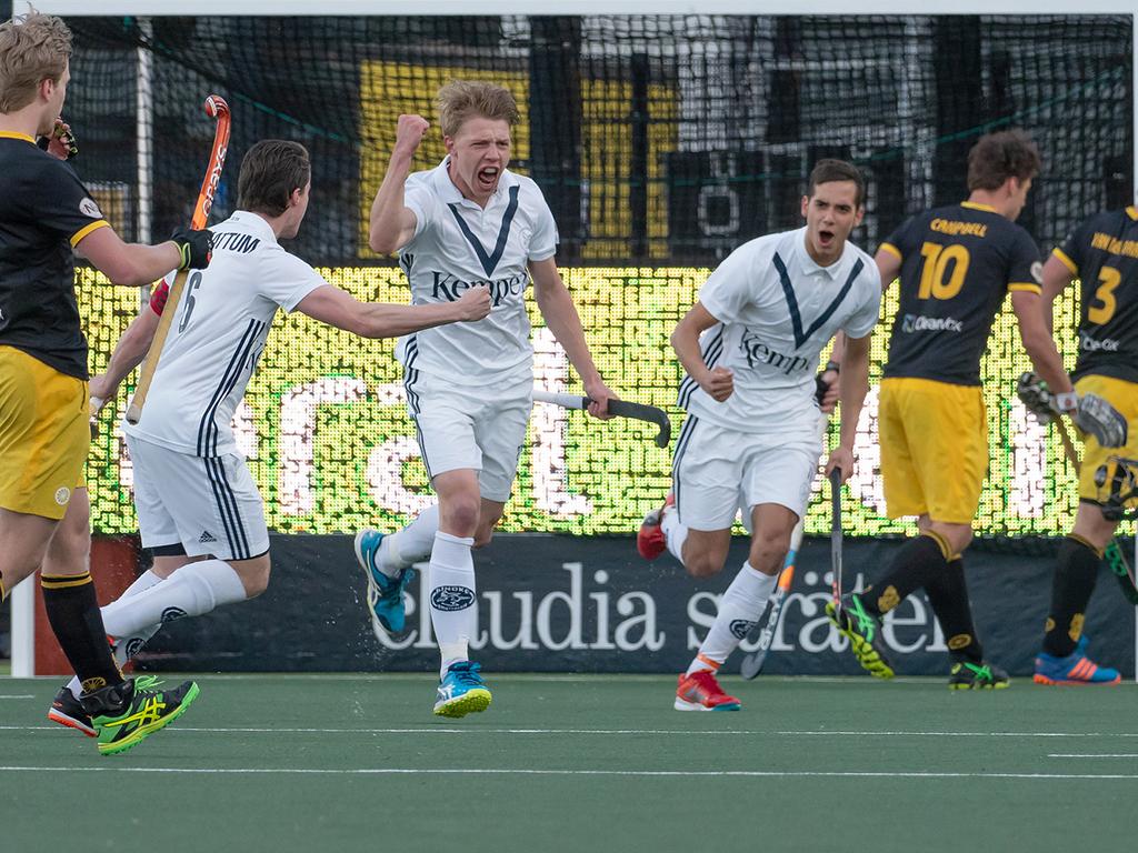 Gold Cup finale foto's (H): Den Bosch-Pinoké 3-4