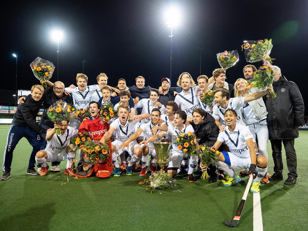 Gold Cup (H): Pinoké verslaat Den Bosch in finale