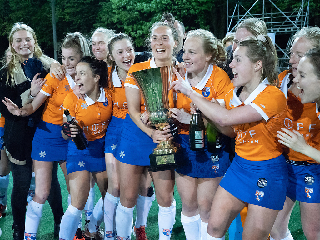 Gold Cup finale foto's (D): Bloemendaal-hdm 1-1
