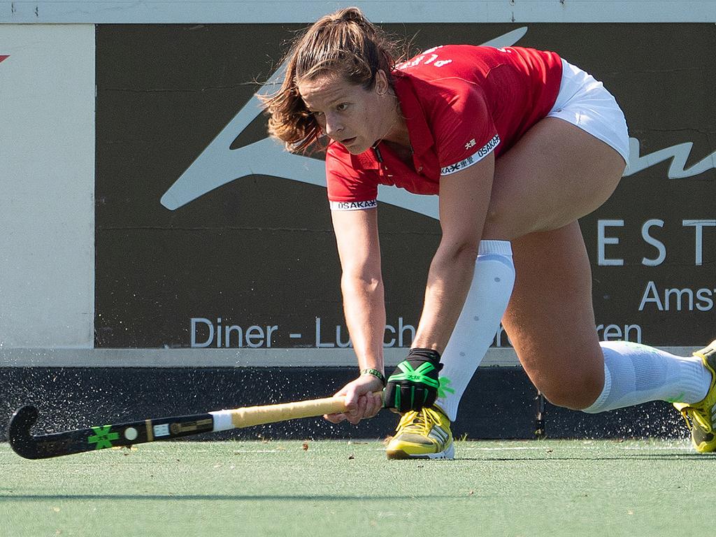 Sabine Plönissen verhuist van Hurley naar de landskampioen