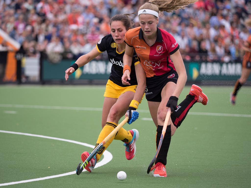 Round-up HK (D): Oranje-Rood verrast met zege in Den Bosch