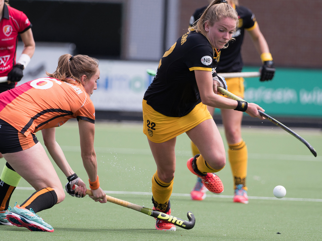 Round-up HK (D): Den Bosch sterkste in Brabantse derby
