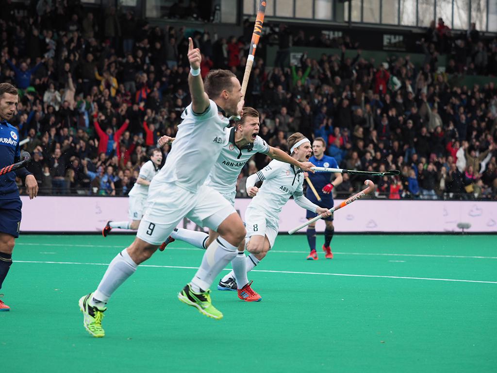 EHL samenvatting: Rotterdam-Mannheimer HC 4-4