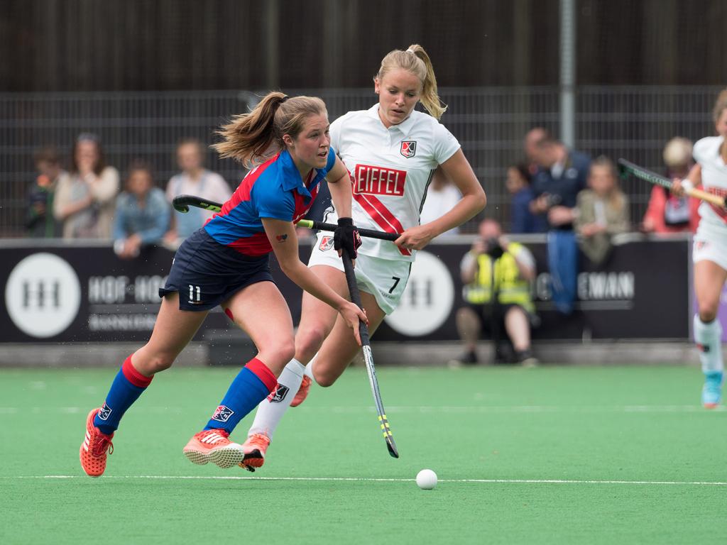 Round-up HK (D): SCHC onderuit in topper tegen Amsterdam