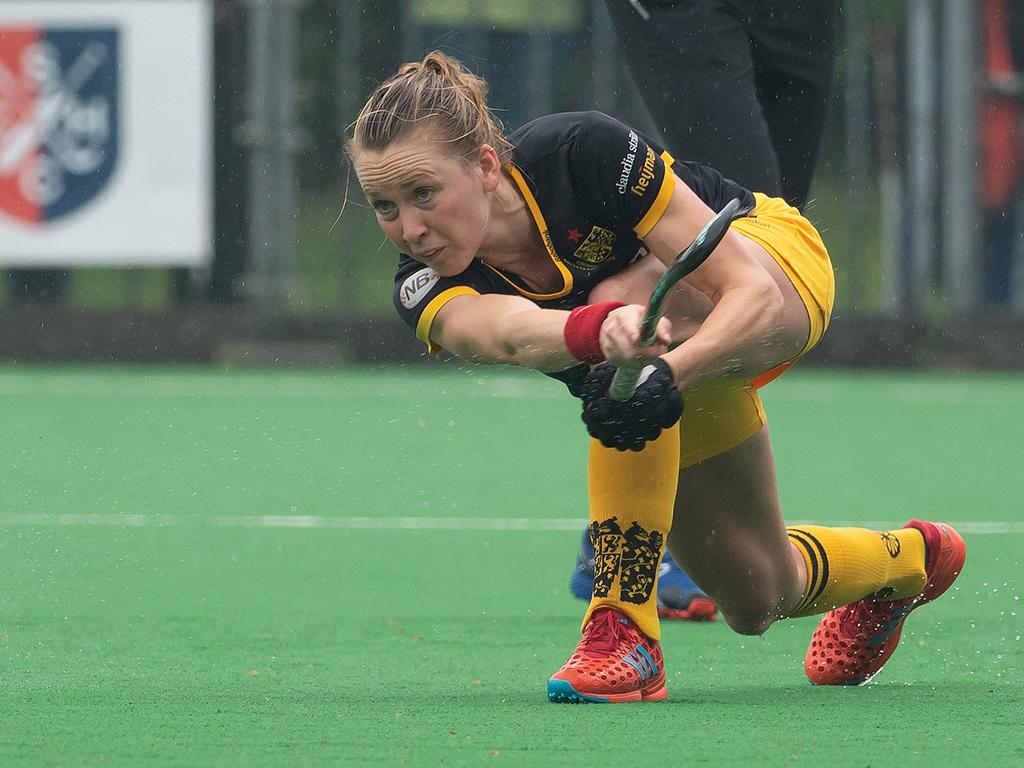 Ireen van den Assem: 'Eerste play-offwedstrijd vaak een taaie'