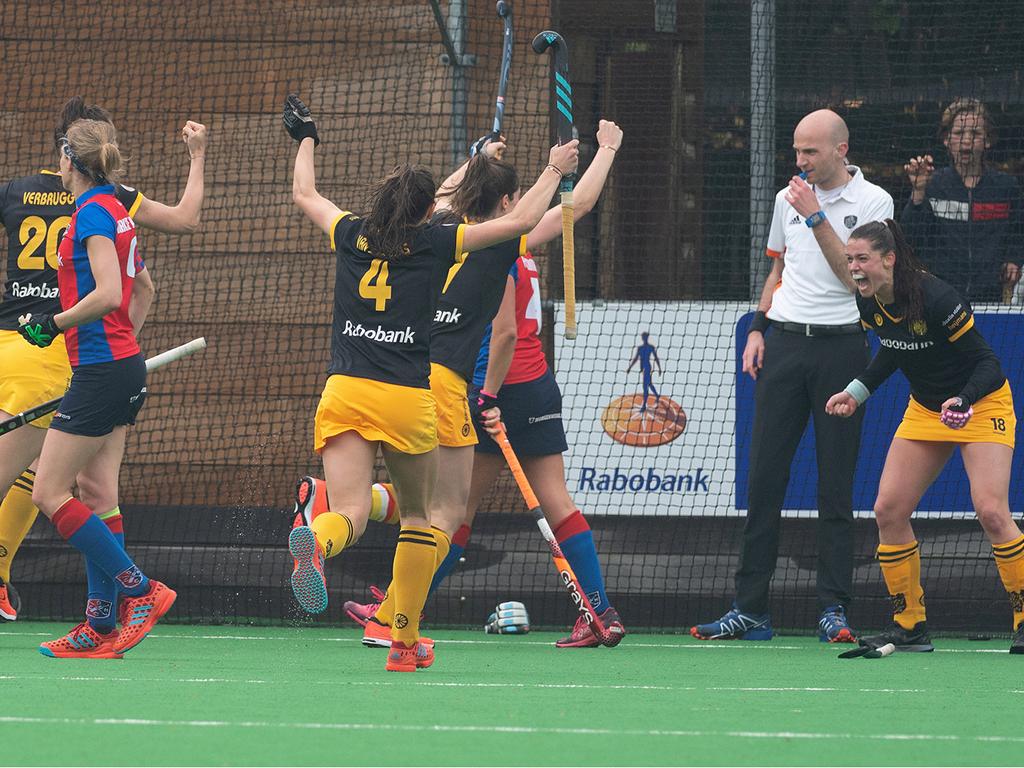 Play-offs HK samenvatting (D): SCHC-Den Bosch 0-1