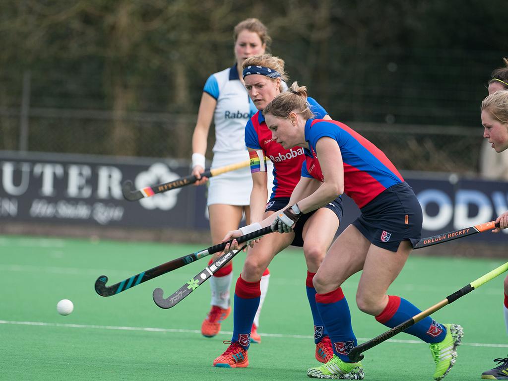 Claire Verhage: 'Er zat een beetje spanning in het team'