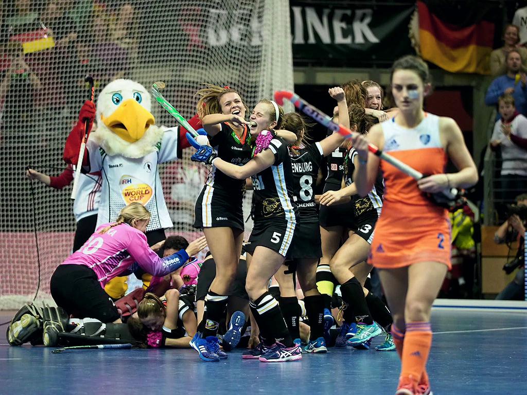 Round-up WK Zaal (D): Oranjedames onderuit in finale tegen Duitsland