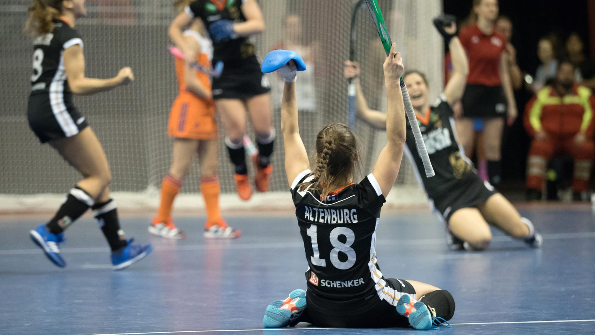 FIH-ranking Zaal (D): Duitsland lost Nederland af als lijstaanvoerder
