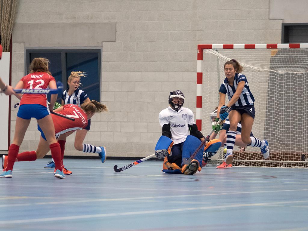 Renée van Laarhoven: 'Team en coach grote bijdrage geleverd aan mijn succes'