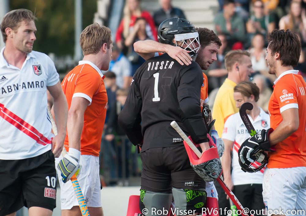 Maurits Visser vervangt Sam van der Ven in selectie Olympische kwalificatiewedstrijden