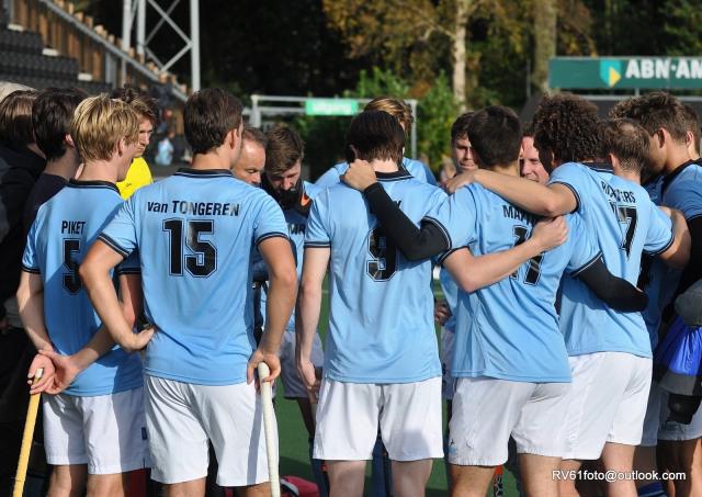 Jan Jorn van 't Land stopt als coach van HGC