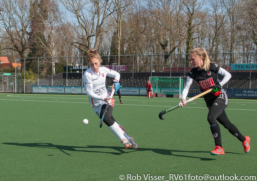 Round-up HK (D): Amsterdam thuis te sterk voor Oranje-Rood