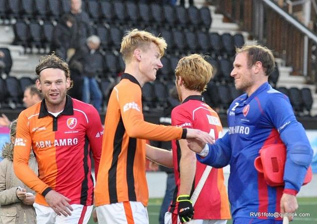 Preview HK (H): Oranje-Rood kan play-offticket pakken