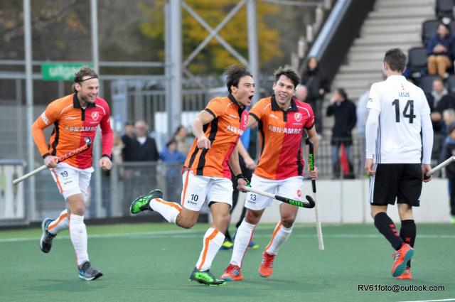 Preview HK (H): Inhaalduel Oranje-Rood-Amsterdam