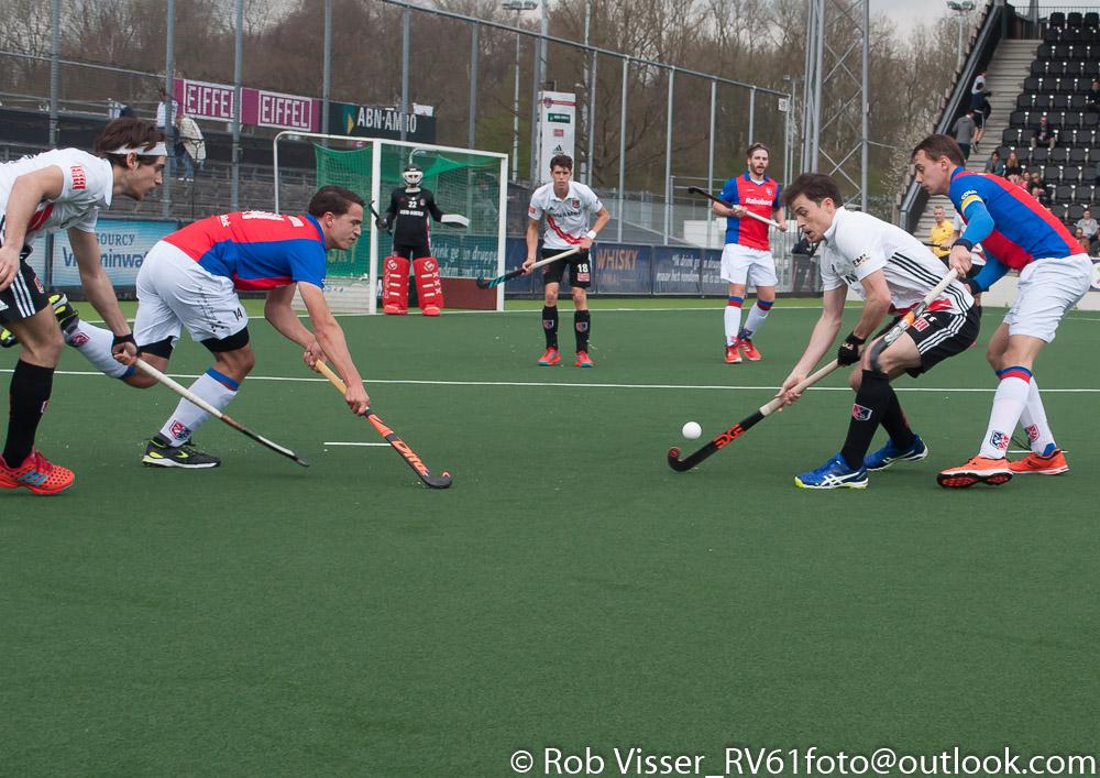 HK foto's (H): Amsterdam-SCHC 6-2