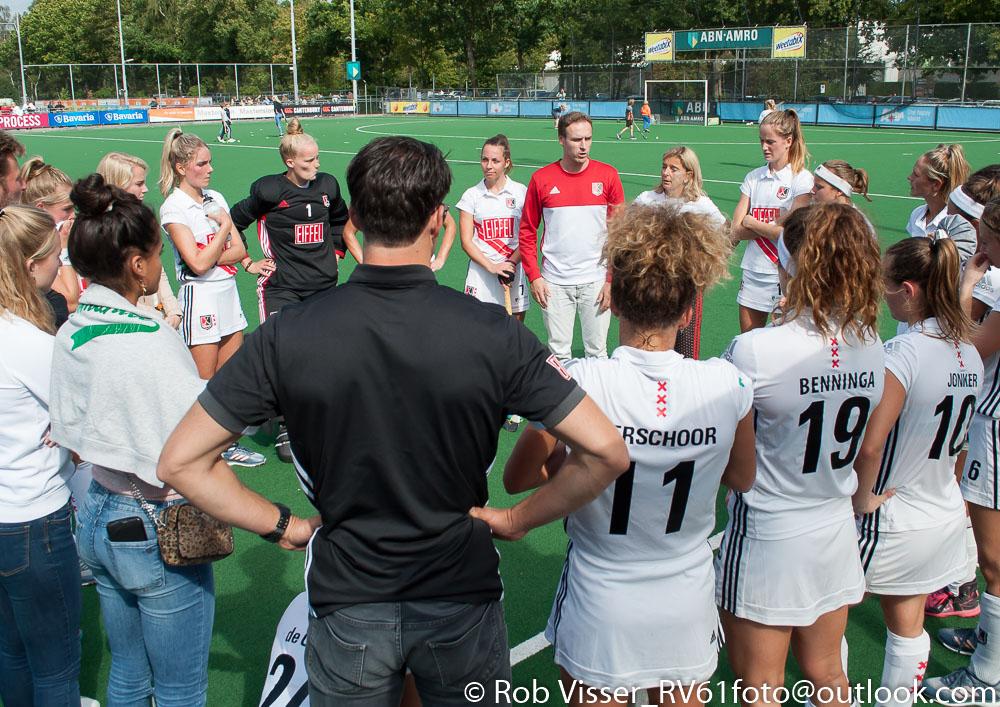 Rick Mathijssen nieuwe coach Bloemendaal heren 1