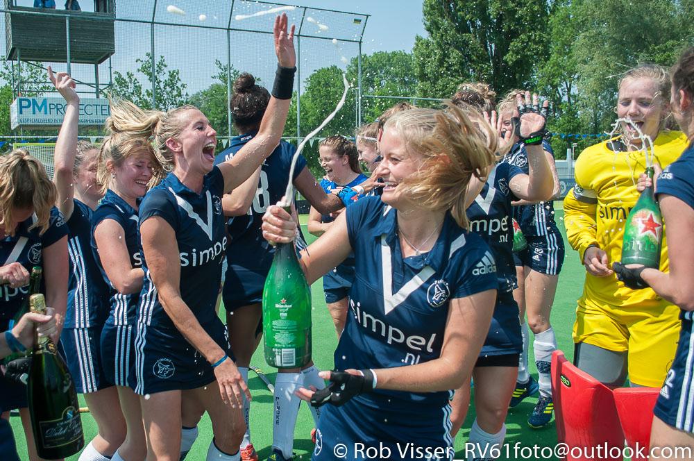 OVK foto's (D): Pinoké-Rotterdam 4-1