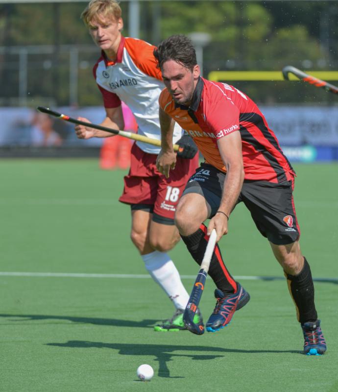 Van der Horst nieuwe trainer/coach Oranje-Rood Heren 1