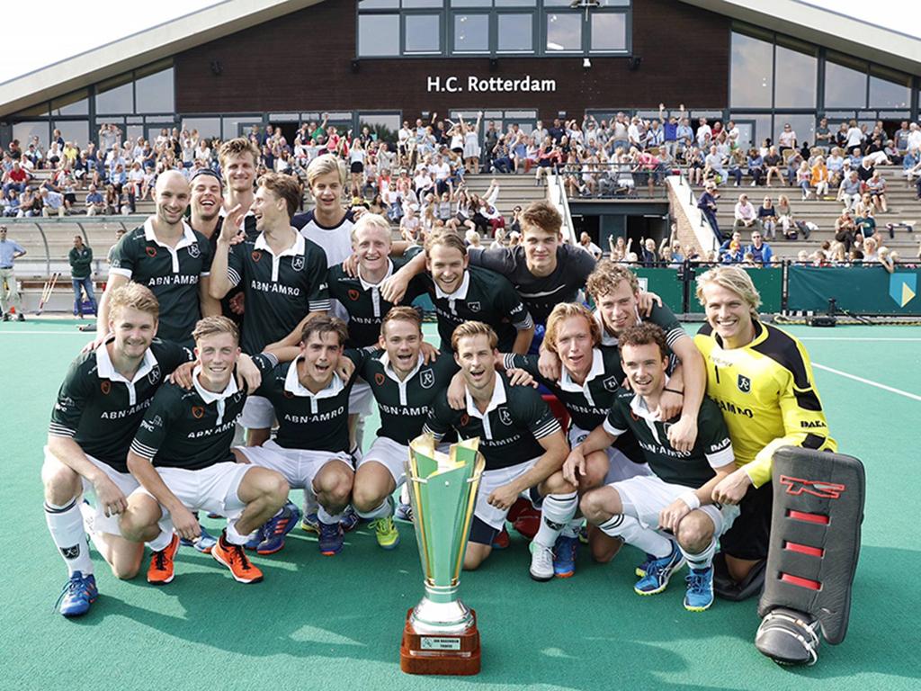 Strijd om ABN AMRO Cup start op 16 augustus