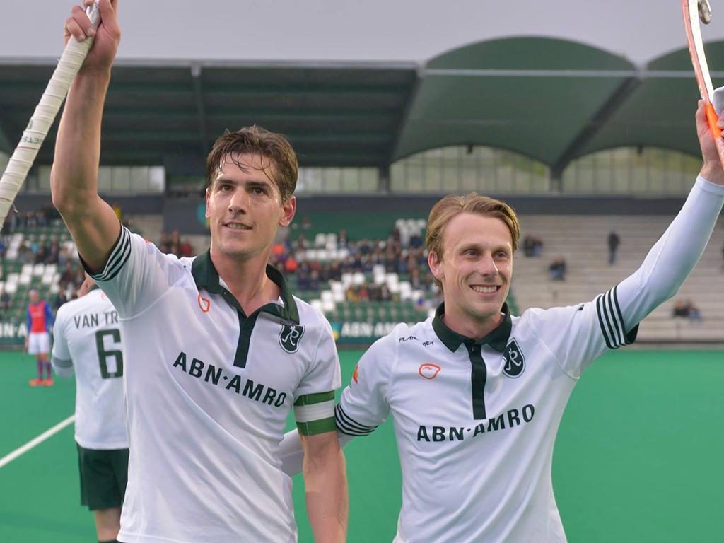 Rotterdam neemt afscheid van Sjoerd Gerretsen en Paul Melkert