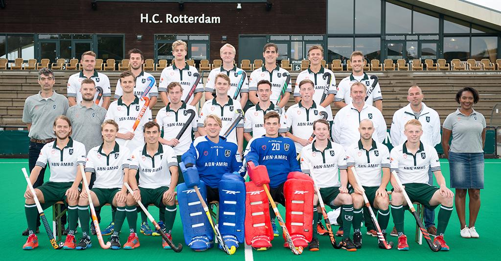 Round-up HK (H): Rotterdam verslaat Oranje-Rood, Pinoké wint van SCHC