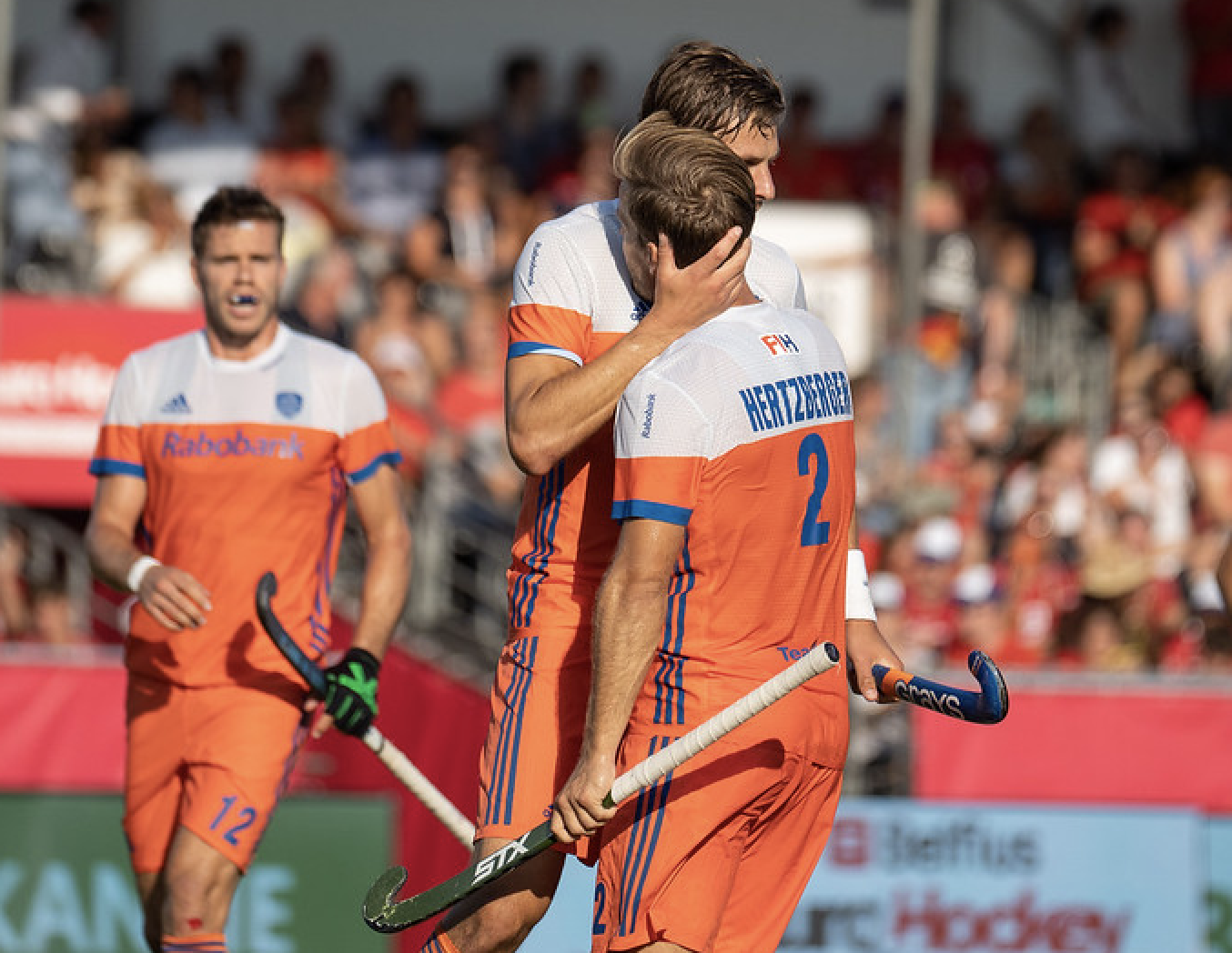 Oranje slaat flater en verliest in de FIH Pro League van India