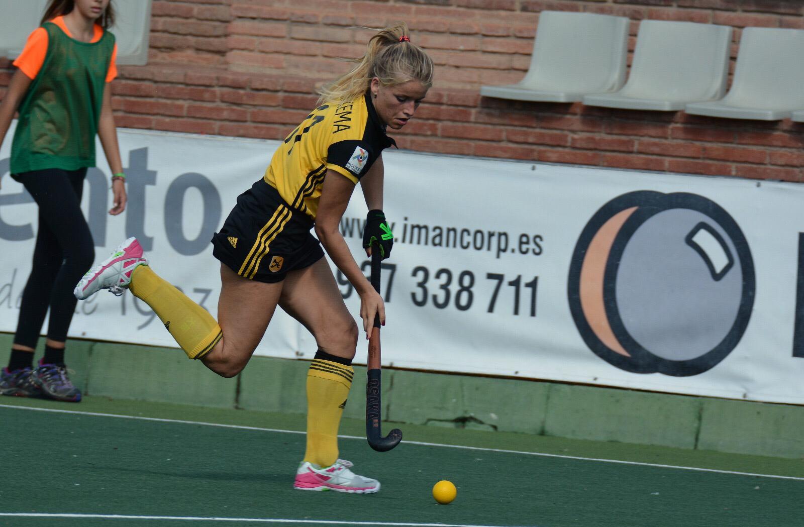De internationale hockeydrang van Sierou Frankema brengt haar in verschillende uitdagende landen