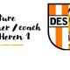 Vacature trainer/coach DES Heren 1
