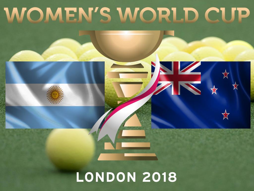 WK (D): Argentinië schakelt Nieuw-Zeeland uit