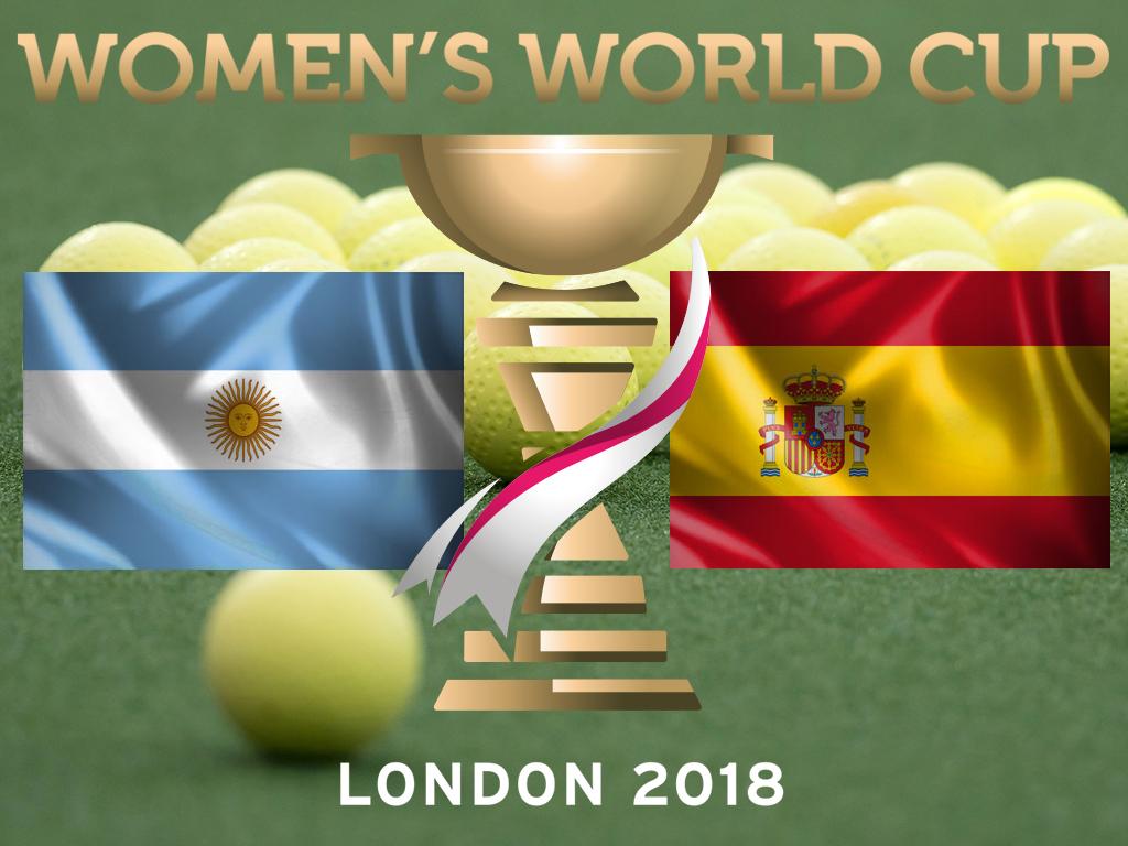 WK (D): Argentinië met ruime cijfers langs Spanje