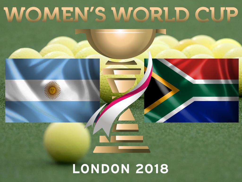 WK (D): Argentinië niet langs Zuid-Afrika