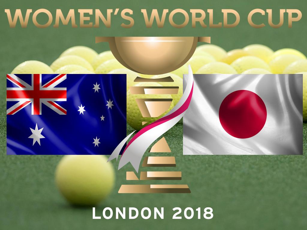 WK (D): Australië te sterk voor Japan