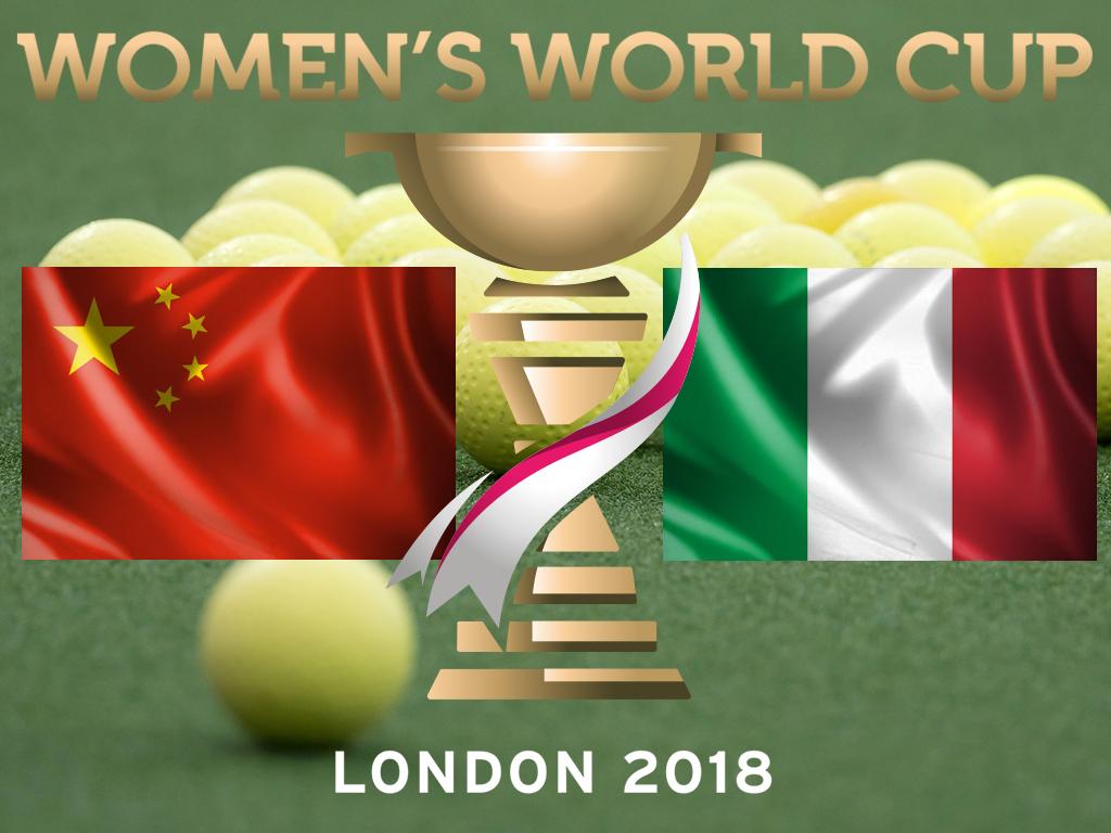 WK (D): Italië verrast met ruime zege op China