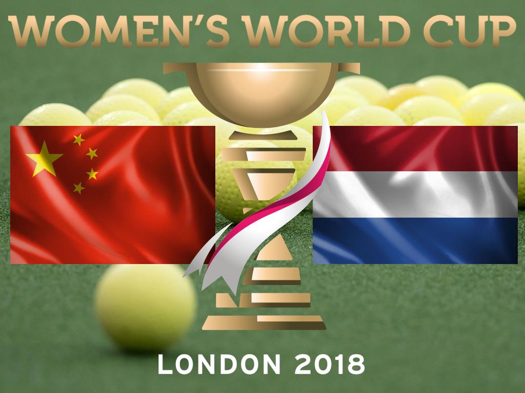 WK (D): Nederland ook ruim langs China