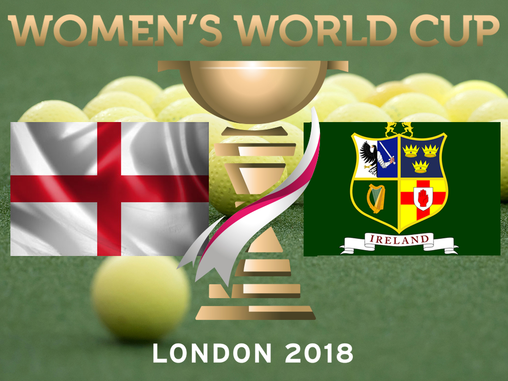 WK (D): Engeland nipt langs Ierland