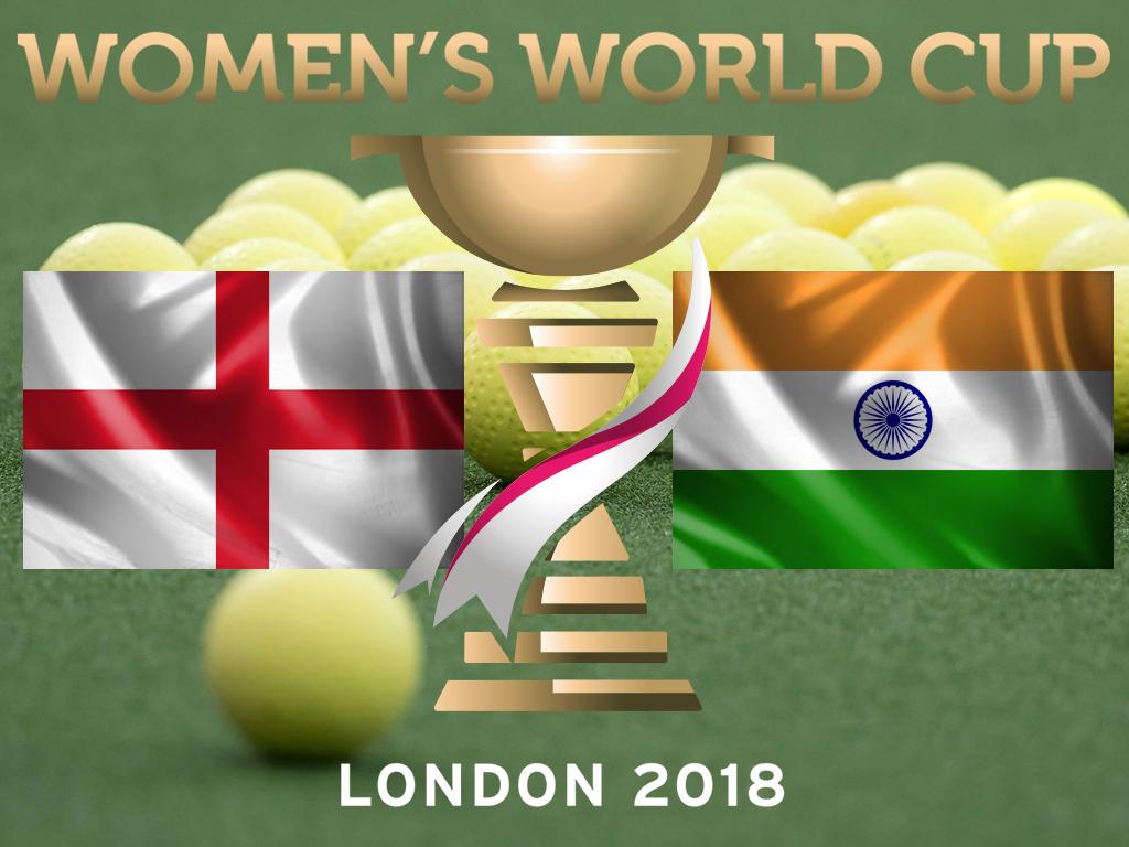 WK (D): Engeland speelt gelijk tegen India