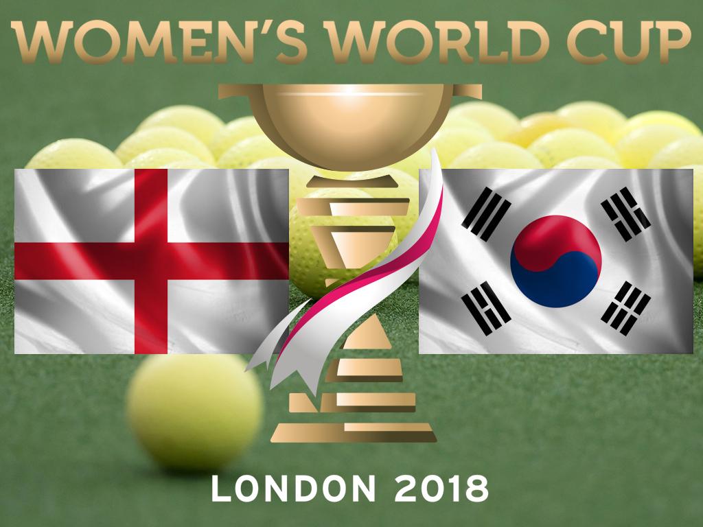 WK (D): Engeland wint van Zuid-Korea