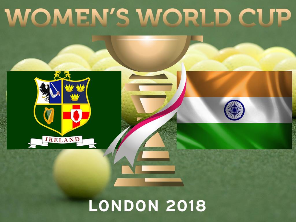 WK (D): Ierland ten koste van India naar halve finales