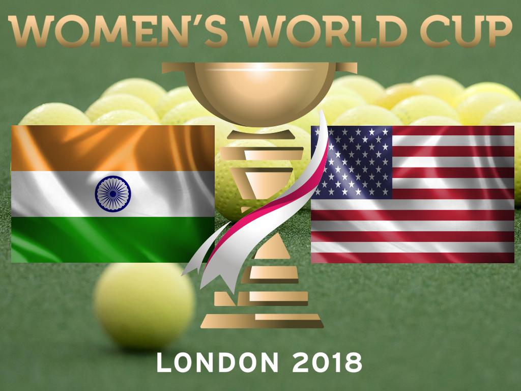 WK (D): India naar tussenronde na gelijkspel met VS