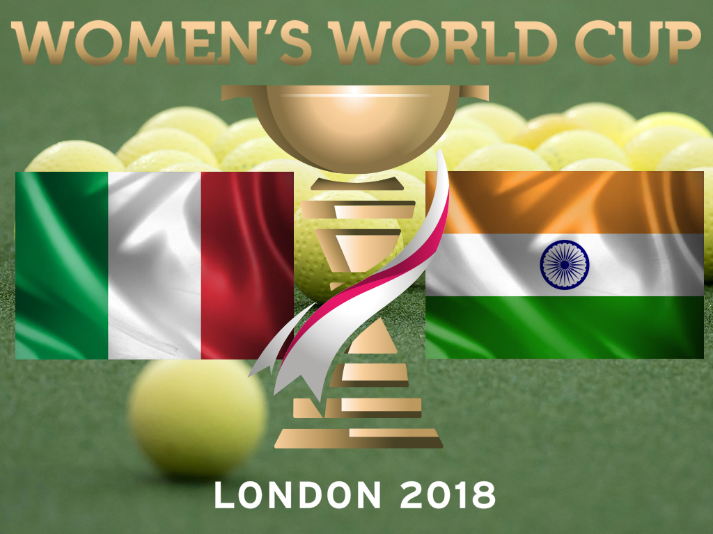 WK (D): India naar kwartfinales na zege op Italië
