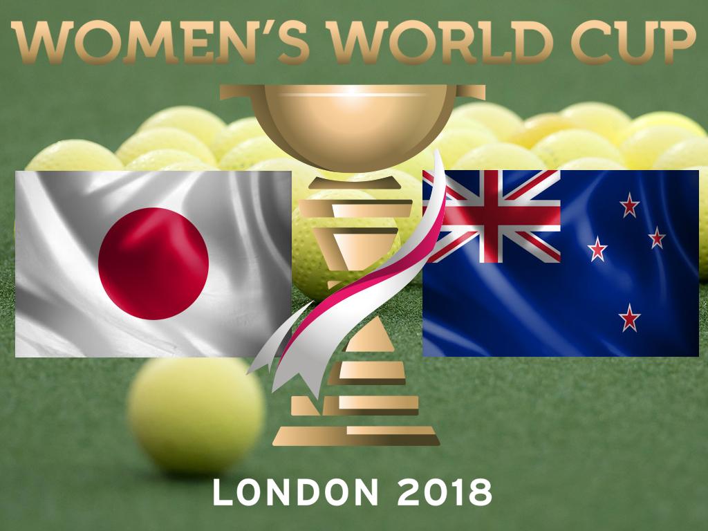 WK (D): Nieuw-Zeeland verliest van Japan