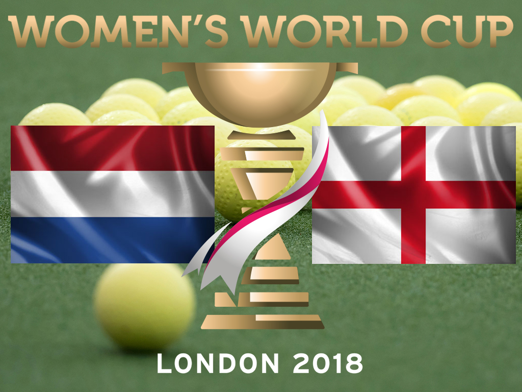 WK (D): Nederland wint dik verdiend van Engeland