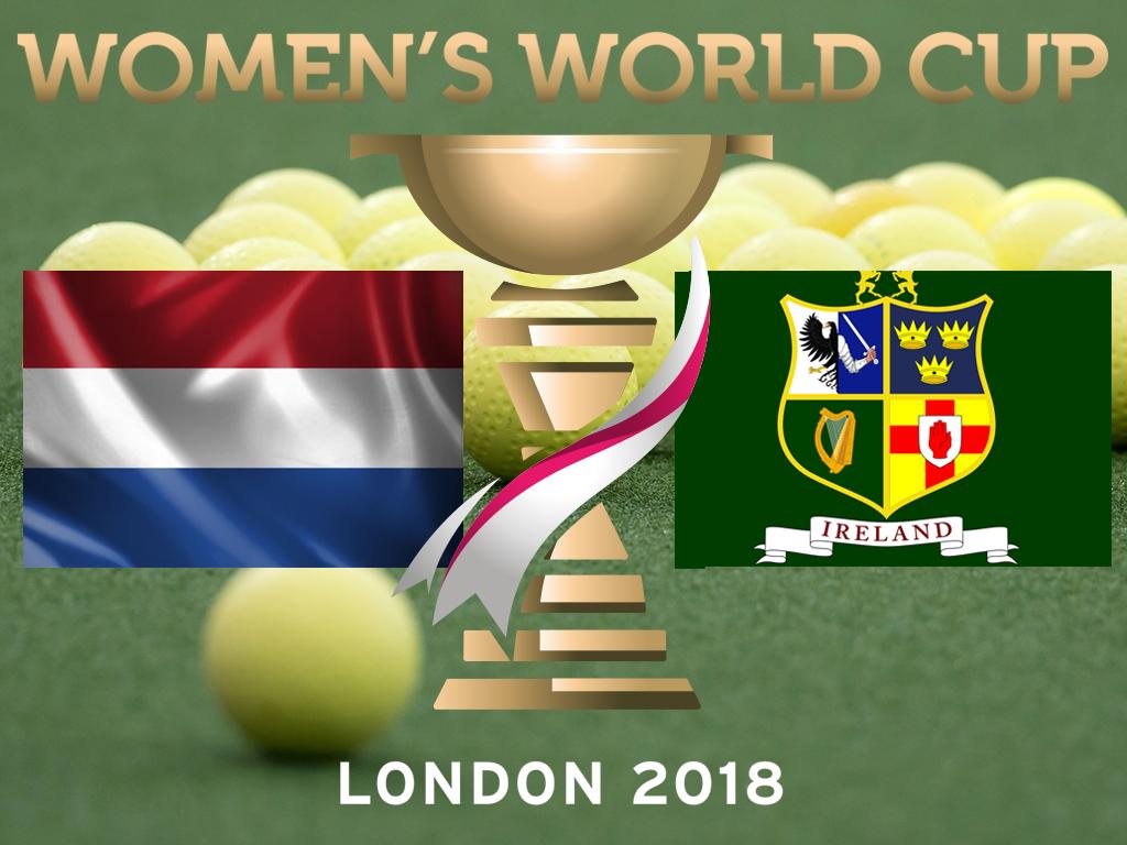 WK (D): Nederland wint wereldtitel na ruime zege op Ierland