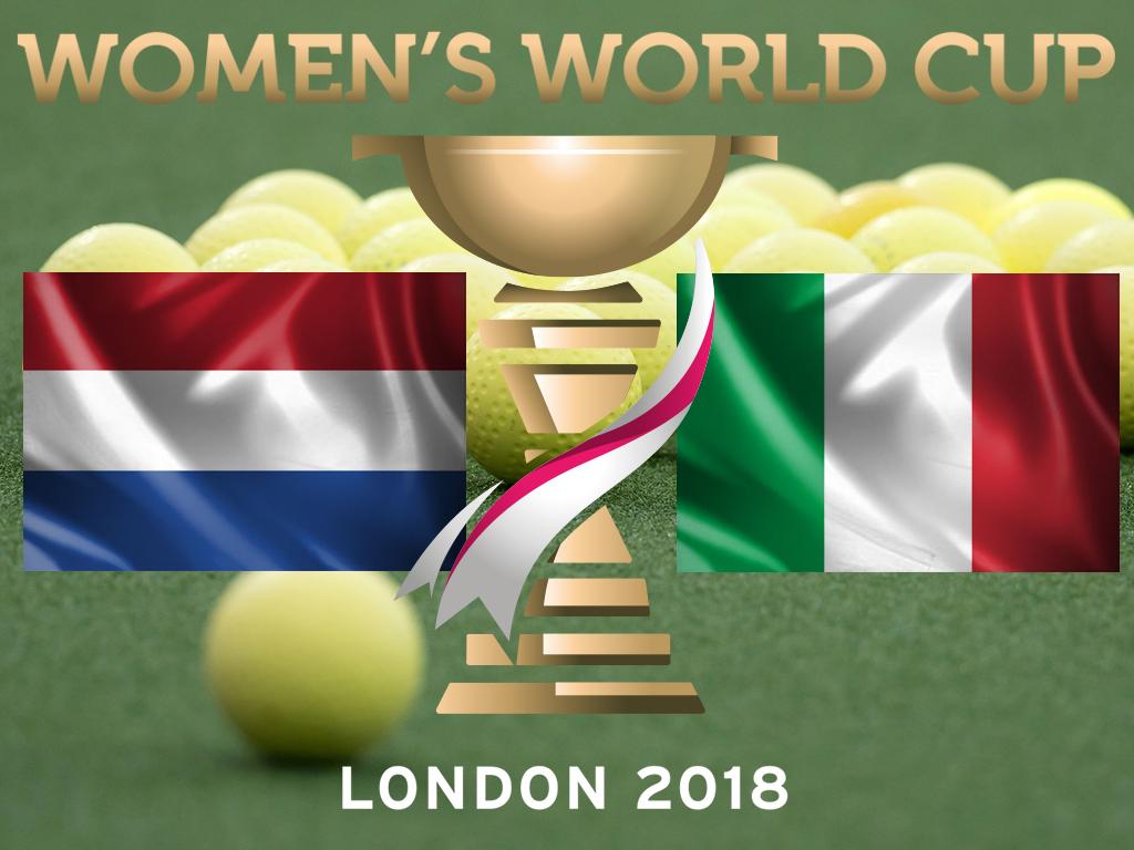 WK (D): Dozijn doelpunten Nederland tegen Italië