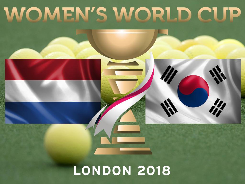 WK (D): Oranje vermorzelt Zuid-Korea